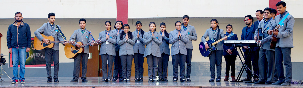 CBSE CCE SONG